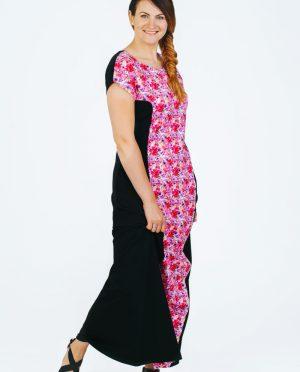 Formuojanti figūrą suknelė