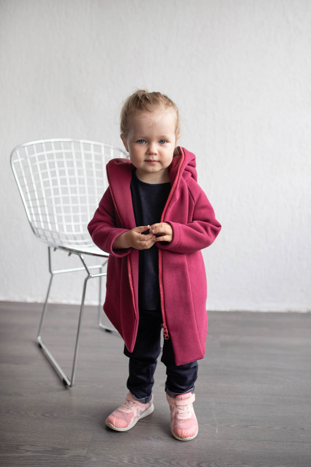 Comfortable hoodie for kids 'SEA' – Rhododendron