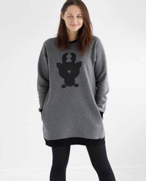 Women Christmas jumper 'DEER'
