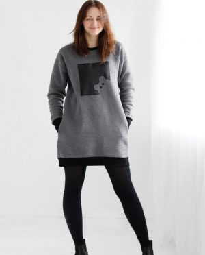 Women warm jumper 'TEDDY BEAR'