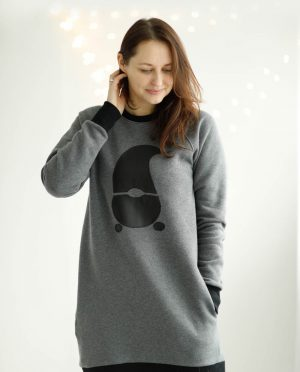 Women Christmas Sweatshirt 'GNOME'