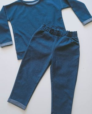 Comfy kids trousers
