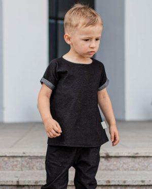 Short sleeve blouse for kids